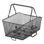 Sunlite Mesh Quick Release Rear Basket